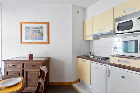 Vacances en montagne Studio cabine 4 personnes (TARB10) - Résidence Tarentaise - Brides Les Bains - Kitchenette