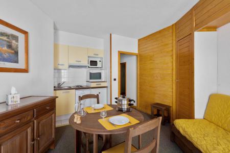 Vacances en montagne Studio cabine 4 personnes (TARB10) - Résidence Tarentaise - Brides Les Bains - Séjour