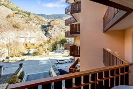Vacances en montagne Studio coin montagne 4 personnes (TARB27) - Résidence Tarentaise - Brides Les Bains - Balcon