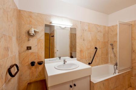 Vacances en montagne Studio coin montagne 4 personnes (TARB27) - Résidence Tarentaise - Brides Les Bains - Salle d'eau