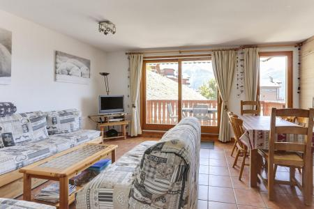 Holiday in mountain resort 4 room apartment 8 people (09R) - Résidence Tétras - Peisey-Vallandry - Accommodation