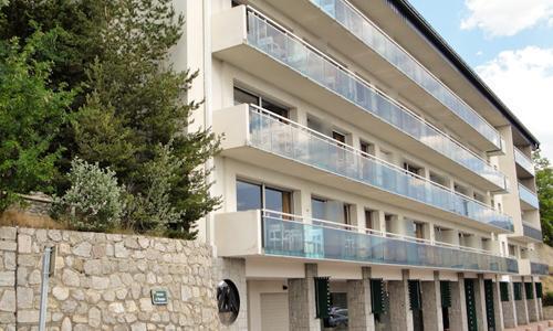 Location au ski Residence The Catalogne - Font Romeu - Extérieur été