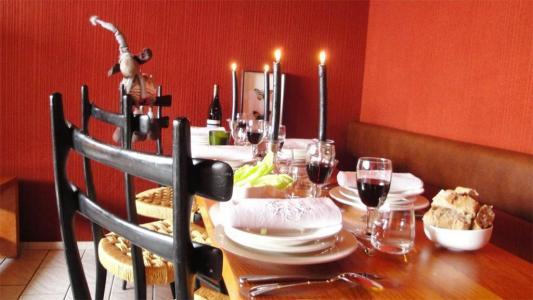 Vacances en montagne Résidence The Catalogne - Font Romeu - Salle à manger