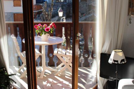 Location au ski Appartement 2 pièces 4 personnes (24) - Résidence Tigny - Valloire - Extérieur été