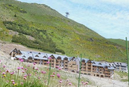 Location au ski Residence Tourmalet - Barèges/La Mongie - Extérieur été