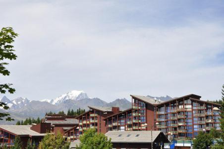 Location au ski Résidence Tournavelles 2 - Les Arcs - Extérieur été