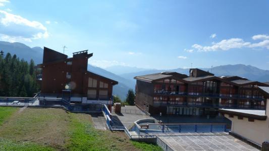 Vacances en montagne Appartement 2 pièces 5 personnes (1112) - Résidence Tournavelles - Les Arcs - Extérieur été