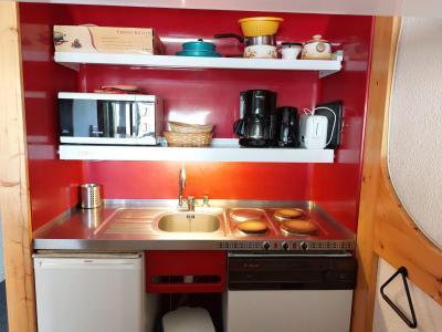 Vacances en montagne Appartement 2 pièces 5 personnes (1219) - Résidence Tournavelles - Les Arcs