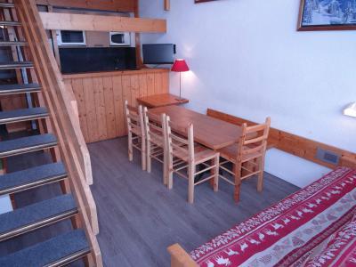 Vacances en montagne Appartement 3 pièces mezzanine 8 personnes (201) - Résidence Tournavelles - Les Arcs - Séjour