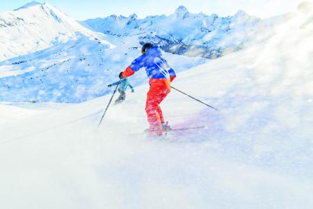 Holiday in mountain resort Studio 4 people (003) - Résidence Tournette - Le Grand Bornand