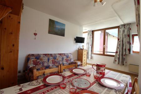 Vacances en montagne Studio coin nuit 4 personnes (021) - Résidence Triade - Val Cenis