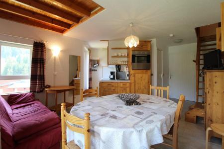 Vacances en montagne Appartement duplex 2 pièces 5 personnes (034) - Résidence Triade - Val Cenis - Séjour