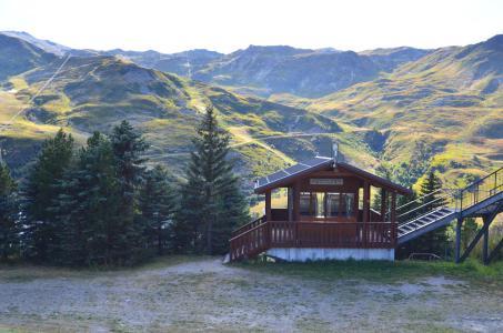 Vacances en montagne Résidence Trois Marches - Les Menuires