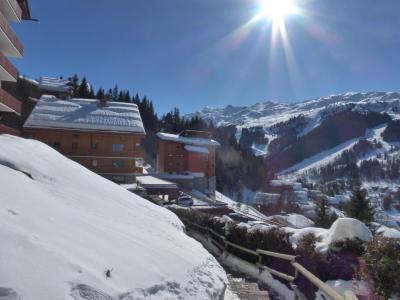 Vacances en montagne Appartement 2 pièces 4 personnes (1) - Résidence Trois Marches Bat C - Méribel