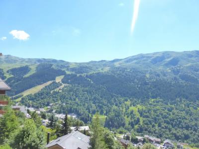 Location au ski Appartement 3 pièces 4 personnes - Résidence Trois Marches Bat D - Méribel - Extérieur été