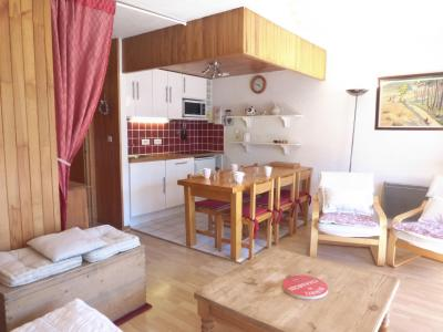 Vacances en montagne Appartement 3 pièces 4 personnes - Résidence Trois Marches Bat D - Méribel