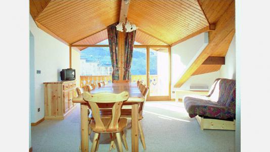 Vacances en montagne Résidence Trolles - Saint Martin de Belleville - Salle à manger