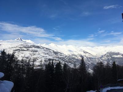 Vacances en montagne Studio 4 personnes (013) - Résidence Trompe l'Oeil - Montchavin La Plagne