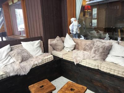 Vacances en montagne Appartement duplex 4 pièces 9 personnes (052) - Résidence Trompe l'Oeil - Montchavin La Plagne - Logement