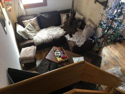 Vacances en montagne Appartement duplex 4 pièces 9 personnes (052) - Résidence Trompe l'Oeil - Montchavin La Plagne - Séjour