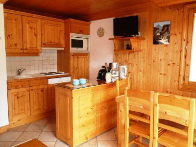 Vacances en montagne Appartement 3 pièces 5 personnes (03) - Résidence Tsanteleina - Méribel - Logement