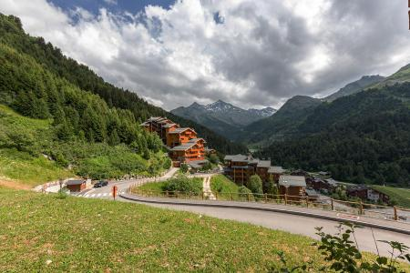 Vacances en montagne Studio 4 personnes (007) - Résidence Tuéda - Méribel-Mottaret