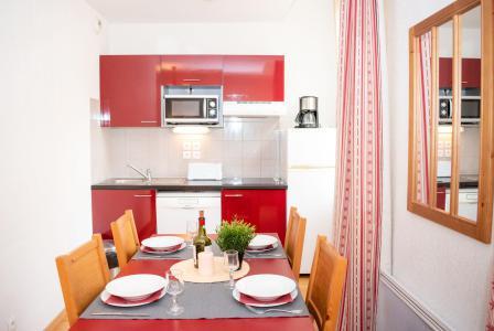 Wakacje w górach Apartament 2 pokojowy 4 osób (25) - Résidence Val de Jade - Luchon-Superbagnères - Łóżkem małżeńskim