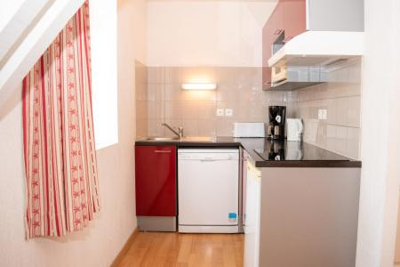 Wakacje w górach Apartament 2 pokojowy 4 osób (43) - Résidence Val de Jade - Luchon-Superbagnères - Aneks kuchenny