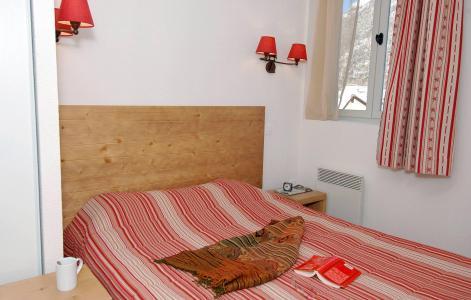 Vacances en montagne Résidence Val de Jade - Luchon-Superbagnères - Chambre