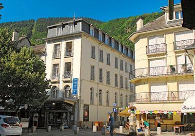 Location au ski Residence Val De Jade - Luchon-Superbagneres - Extérieur été