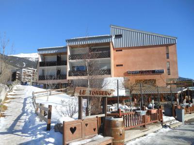 Vacances en montagne Studio 3 personnes (116) - Résidence Val Saint Bernard - Serre Chevalier
