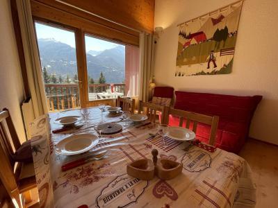 Vacances en montagne Appartement 2 pièces coin montagne 5 personnes (VAL10A) - Résidence Valérianes - Pelvoux - Séjour