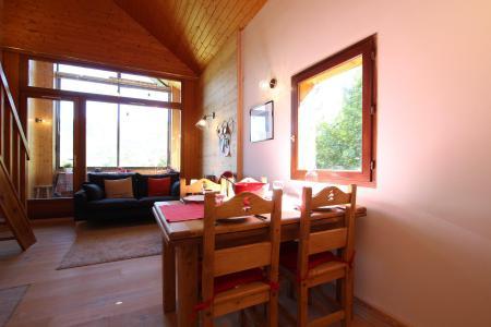 Vacances en montagne Appartement 3 pièces mezzanine 6 personnes (VAL03C) - Résidence Valérianes - Pelvoux - Logement