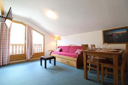 Vacances en montagne Appartement 2 pièces 4 personnes (A21) - Résidence Valmonts - Val Cenis - Séjour