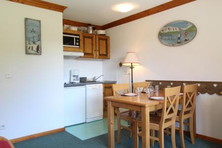 Vacances en montagne Appartement 2 pièces 4 personnes (B35) - Résidence Valmonts - Val Cenis - Cuisine