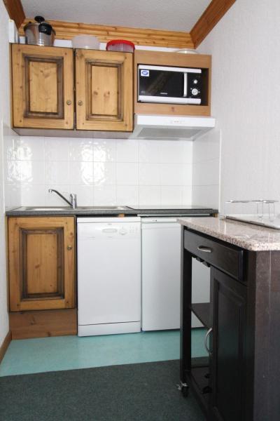 Vacances en montagne Appartement 3 pièces 6 personnes (G22 nest plus commercialisé) - Résidence Valmonts - Val Cenis - Kitchenette