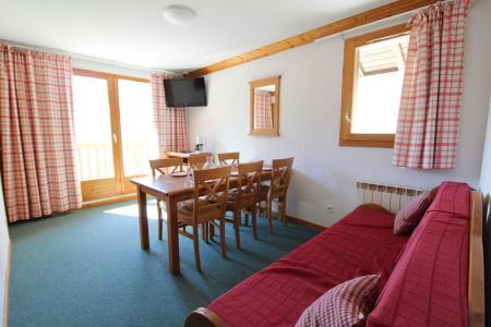 Vacances en montagne Appartement 3 pièces 6 personnes (G22 nest plus commercialisé) - Résidence Valmonts - Val Cenis - Séjour