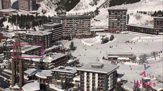 Vacances en montagne Résidence Vanoise - Les Menuires