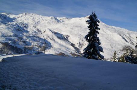 Vacances en montagne Studio 4 personnes (13) - Résidence Vanoise - Les Menuires