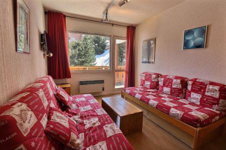 Holiday in mountain resort 2 room apartment sleeping corner 5 people (019) - Résidence Vanoise - Méribel-Mottaret