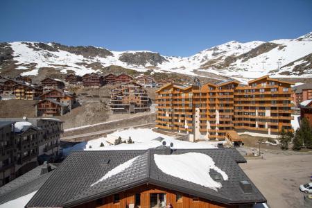 Vacances en montagne Studio cabine 4 personnes (675) - Résidence Vanoise - Val Thorens