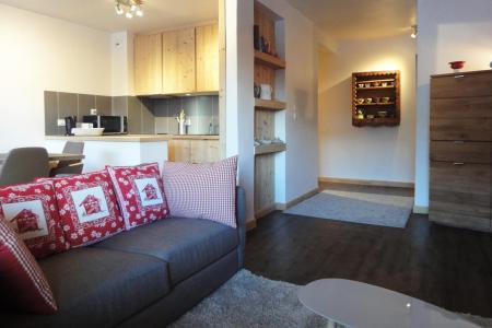 Vacances en montagne Appartement 2 pièces cabine 6 personnes (024) - Résidence Vanoise - Méribel-Mottaret