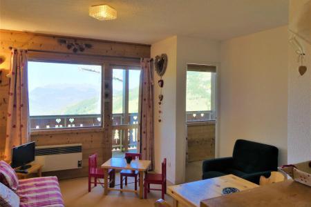 Vacances en montagne Appartement 2 pièces 4 personnes (011) - Résidence Vanoise - Méribel-Mottaret - Séjour