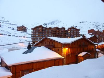 Vakantie in de bergen Studio 2 personen (164) - Résidence Vanoise - Val Thorens - TV