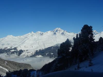 Vacances en montagne Studio coin montagne 4 personnes (1315) - Résidence Varet - Les Arcs