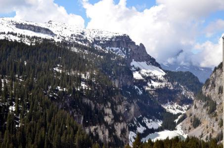 Vacances en montagne Studio 4 personnes (84) - Résidence Véga - Flaine