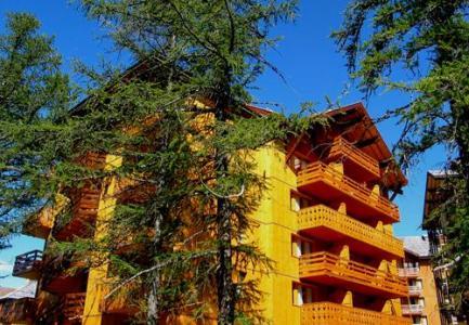 Location au ski Residence Vega - Risoul - Extérieur été