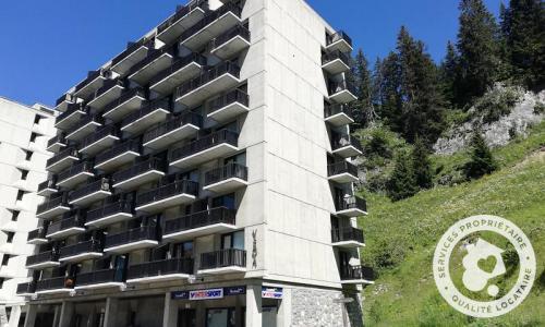 Wakacje w górach Résidence Véga - Maeva Home - Flaine - Na zewnątrz latem