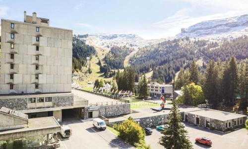 Wakacje w górach Studio z alkową 4 osoby (Confort 26m²-4) - Résidence Véga - Maeva Particuliers - Flaine