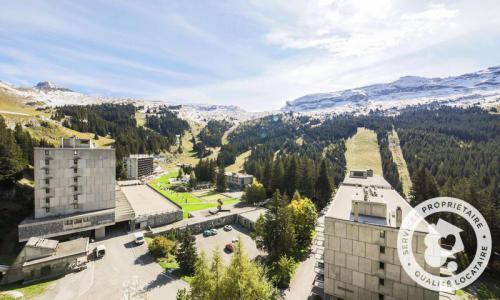 Wakacje w górach Studio z alkową 4 osoby (Confort 26m²-9) - Résidence Véga - Maeva Particuliers - Flaine